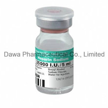 Blood Thinner Heparin Sodium Injection for Thrombosis