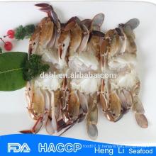 Crabe de sable glacé