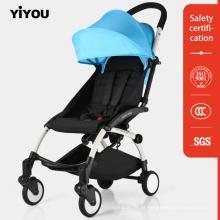 Carrinho de Bebé / Carrinho de Bebé / Carrinho de Bebé / Empurrador com Encosto Ajustável