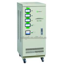 Regulador / estabilizador de voltaje de la CA de Tns-9k de tres fases de la serie