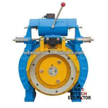 Elevador de tracción de la máquina (sin engranaje), Tractor de elevador, Ascensor