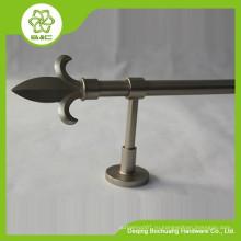 BC двойной карнизы для штор и штопора, заводская алюминиевая занавеска