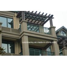 Pabellón 100% reciclable WPC de China