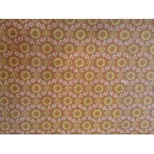 Venta al por mayor Polyester African Printed Wax Fabric