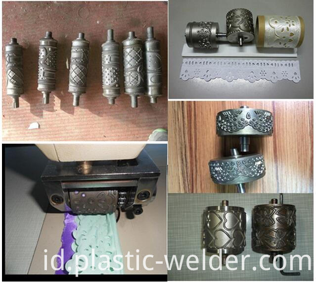 Ultrasonic Lace Welding Machine