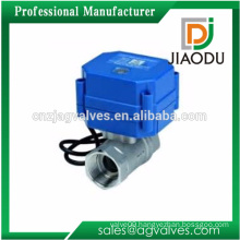 Durable professional factory price copper easy installation pn16 2 4 5 inch brass automatic water shut off valve