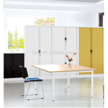 Roller shutter door office filing cabinet / tambour door storage cabinet