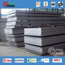 Hoja / placa de acero Sturctural de la aleación de ASTM A572 Gr 50