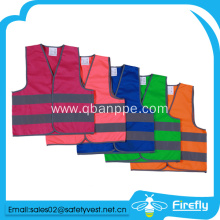 new design hi viz children safety vest
