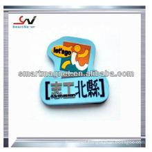 2013 hot sale souvenir custom 3d fridge magnet