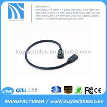 BRAND NEW Gold Hdmi Удлинительный кабель для мужчин