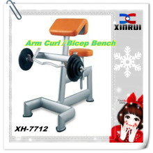 Novo equipamento de ginásio para Scott Bench XH-7712