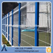 Pvc especial de la alta calidad del diseño de la venta nueva cubierta cubierta del triángulo de la cerca del jardín
