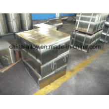 Forged Rectangular Block ASTM B637 Inconel X-750 / UNS N07750 / 2.4669