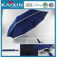 Nouveau parapluie de soleil autoportrait