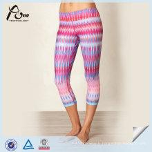 Leggings de Fitness de femmes colorées pour la vente en gros