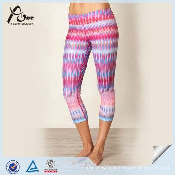 Bunte Frauen Fitness Leggings für den Großhandel