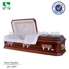 Ларец производство прямой продажи пользовательских древесины кремации шкатулка