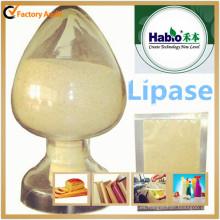 Enzima de la lipasa de la categoría alimenticia de Habio para la industria de la panadería, de la mejora de la harina, que broncea