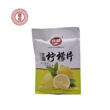 Lemon slices, dried fruit retail wholesale