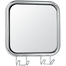Quadrat 15CM Metall-Desktop-Make-up-Spiegel