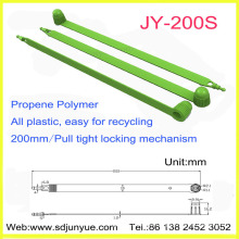Sello plástico (JY200-S), sello de plástico