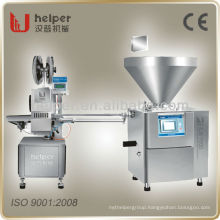 For flexible packing industry Mechanical great wall double clipping machine