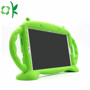 Capa de Tablet PC de capa de Silicone bonito Tablet Handle