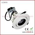 Traditionelles GU10 35W 3300lm Decke unten Metall Halogenid Licht LC2616