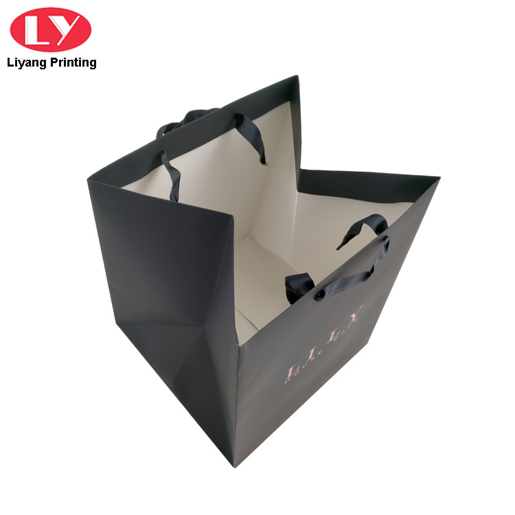Soft Feel Paper Bag
