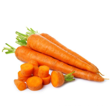 2021 Hot Selling Chinese Natural New Crop Red Washed Fresh Carrot
