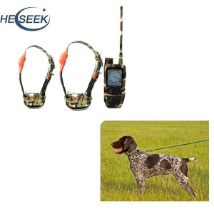 GPS Dog Tracking Training Collar E-Collar Entrenador