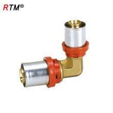 J17 4-Hydraulik-Rohrverschraubung zur Reduzierung der Winkelpressung