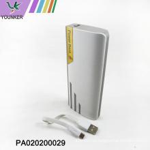 Banco de energía móvil popular / banco de energía portátil con 20000mAh