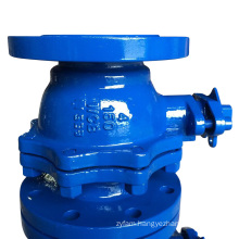 ANSI 2PC Flange End Ball Valve with Flange End RF