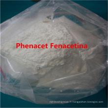 Phenacet Fenacetina contre la douleur pour réduire la fièvre CAS 62-44-02