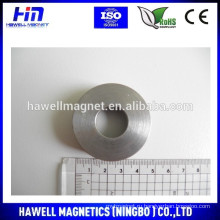 Неодимовый магнит, ферритовый магнит, форма кольца с потайной лункой