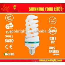 CHAUD! T4 30W spirale pleine Energie lumineuse 10000H CE qualité