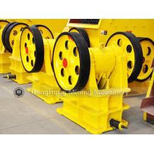 Concasseur de minerai magnétique de mâchoire de machinerie d'équipement d'exploitation minière