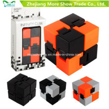 Magic Fidget Infinity Cube Ansiedad Alivio de estrés Enfoque 6-Side Gift for Adults & Child