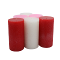 Home Decor Scented Pillar Candles