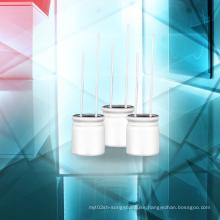 Solid-Liquid Hybrid Aluminum Electrolytic Capacitor