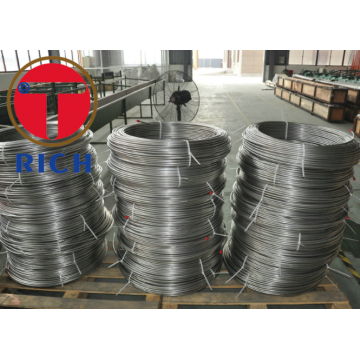 Super Duplex Oil Gas Stainless Coiled Tube