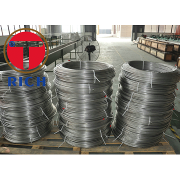 Tabung Coiled Stainless Gas Super Duplex Minyak