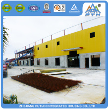 2016 Low cost Prefab light steel structure house