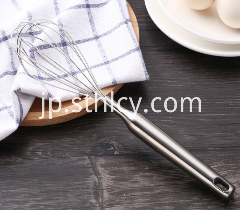 High quality 304 stainless steel egg beater