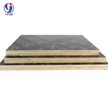 Film faced shuttering used plywood for sale 18mm poplar plywood black film faced plywood