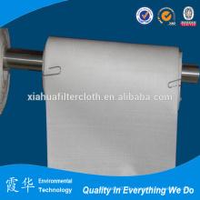 Polypropylen Gürtel Filter Tuch für Stahl Fabrik