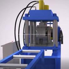 41x21 Steel Strut Channel roll forming machine