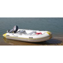 3.6m Rigid Hull Fiberglass Inflatable Boat for Sale